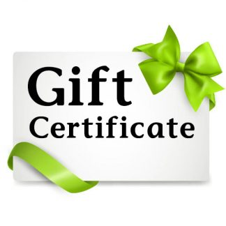 Bebe Perla Gift Certificates