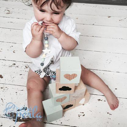 Jouet de dentition | Love on hand teething toy
