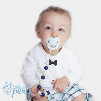 Cusomizable Silicone Pacifier chewable clip