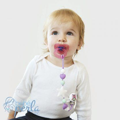 Classic Silicone Soother clip